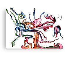 Sting Canvas Print