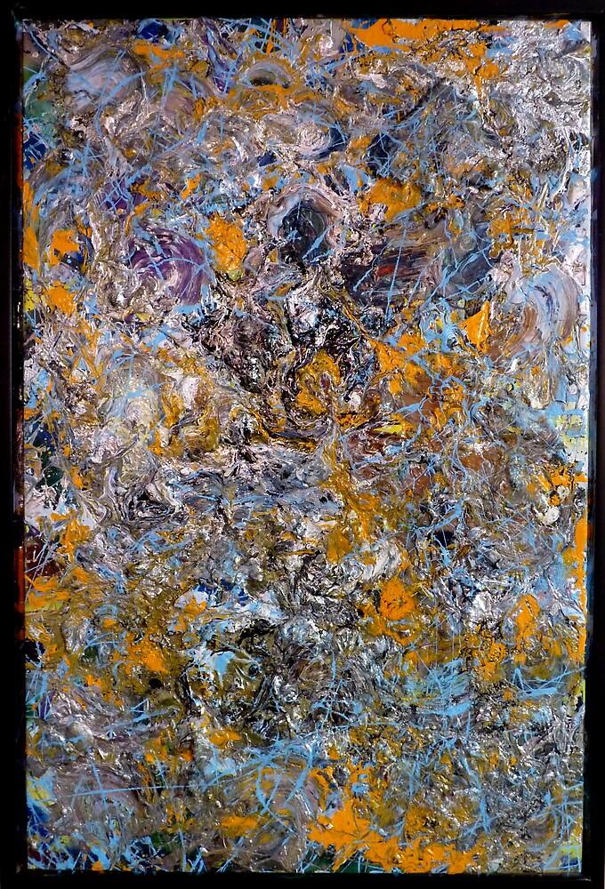 Ore Genesis - Paint & More Paint - 2011 by Eric Leppanen