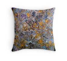 Ore Genesis - Paint & More Paint - 2011 Throw Pillow