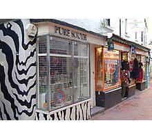 Shops 3 Photographic Print