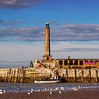 Margate Lighthouse by Geoff Carpenter