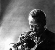 Miles Davis by Richie Francis