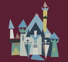 Disney Castle by chwbcc