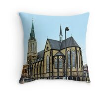 Saint Peter and Paul Cathedral Throw Pillow