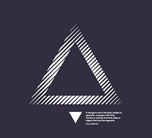 triangle 01 T-Shirt