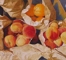 Peaches by jamescassel