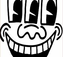 Obey Keith Haring by kasminichiken