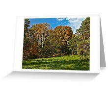 Nichols Field - Ipswich, MA Greeting Card
