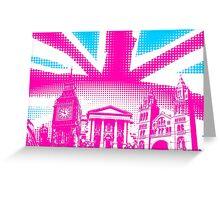 London! Greeting Card