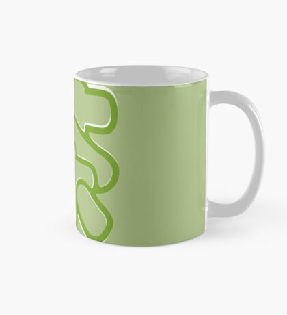 Chinese characters of TEA Mug
