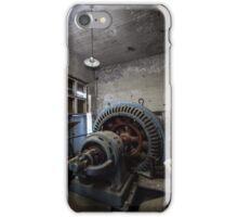 Machine in the Dark iPhone Case/Skin
