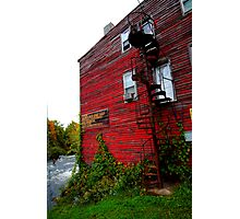 Salmon River Sport Shop - Pulaski, NY Photographic Print