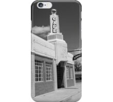 Route 66 - Conoco Tower Station iPhone Case/Skin