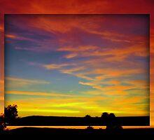 Settling Sunset by blackrose25