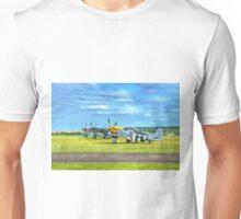 North American Mustangs Unisex T-Shirt
