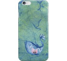 Look I drew a fish iPhone Case/Skin