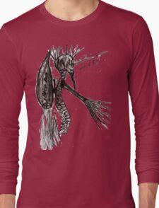 spine man the super hero Long Sleeve T-Shirt
