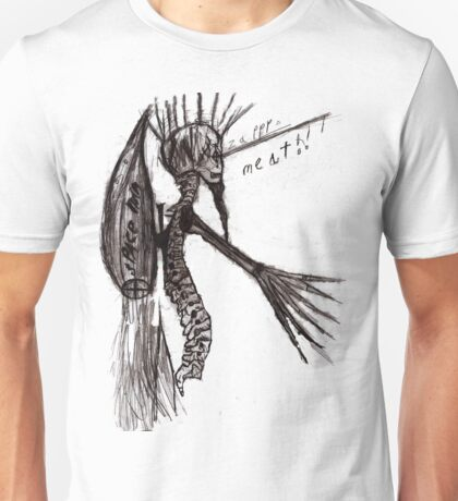 spine man the super hero Unisex T-Shirt