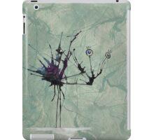Splatter Monster iPad Case/Skin