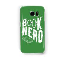 Book Nerd  Samsung Galaxy Case/Skin