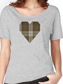 00181 Snaefell District or Baillie Dress Clan/FamilyTartan  Women's Relaxed Fit T-Shirt