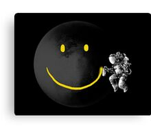 Make a Smile Canvas Print