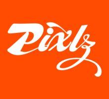 Pixlz Logo Tee by Levi Arnold