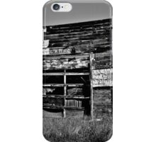 MUST BE A GARAGE IT SAYS SO iPhone Case/Skin