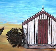 The Old Shed................... by WhiteDove Studio kj gordon