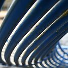 Blue Slide by mjds
