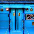 A Little Blue by Luke Griffin