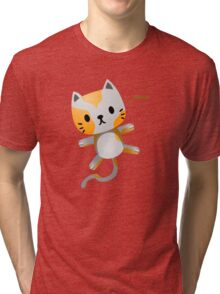 Kitten Juggling - Mew T-Shirt Tri-blend T-Shirt