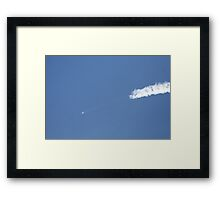Delta IV Heavy NROL-49 Successful Launch Framed Print