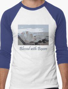 Kota on the Shore Men's Baseball ¾ T-Shirt