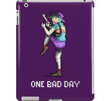 One Bad Day iPad Case/Skin