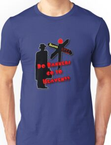 Occupy Wall Street Protest Tee Unisex T-Shirt