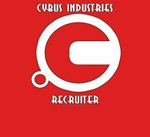 Cybus Industries Recruiter Unisex T-Shirt