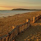 Sunrise Raafs Beach by Joe Mortelliti