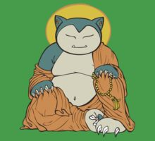 Hotei Snorlax Kids Clothes