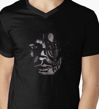 Michael Hutchence Mens V-Neck T-Shirt