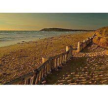 Raafs Beach Photographic Print