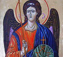 Archangel Michailo by Ivana Vuckovic