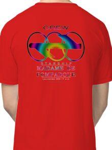 SS Madame De Pompadour - Crew Wear (Gradient) Classic T-Shirt