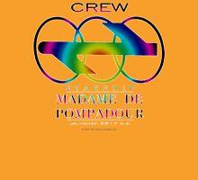 SS Madame De Pompadour - Crew Wear (Gradient) Unisex T-Shirt