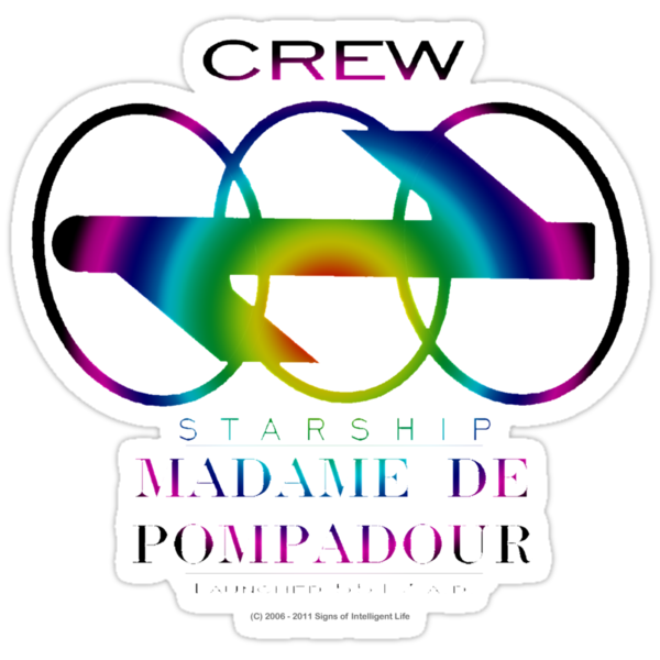 SS Madame De Pompadour - Crew Wear (Gradient) by SOIL