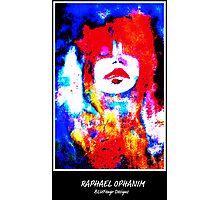 RAPHAEL OPHANIM  Photographic Print