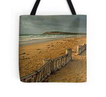 Morning Raafs Beach Tote Bag