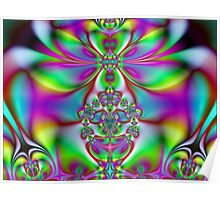 Ethereal Dragonfly  (FSK3902) Poster