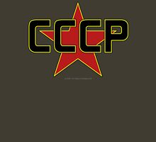 CCCP over the Red Star Unisex T-Shirt