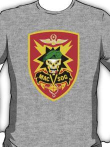 Macv-Sog Patch T-Shirt